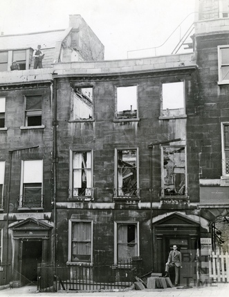 17, Catharine Place April 1942