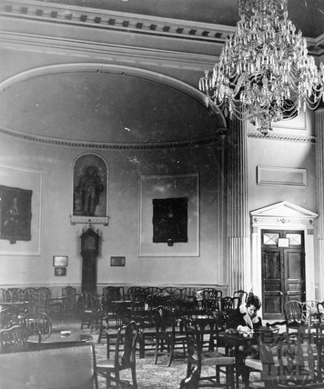 Inside the Pump Room 22 Feb 1963