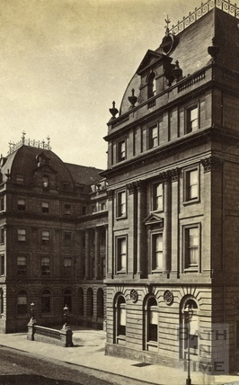 The Grand Pump Room Hotel c.1880