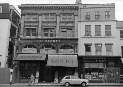 Cater's Shop, 25 - 27 High Street 1965
