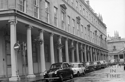 The Bath Spa Treatment Centre c.1960s