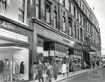 Colmers Department Store, Union Street, September 1962 by 21308 at ...