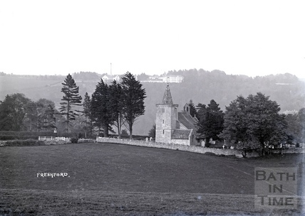 St Mary's Church, Limpley Stoke, near Bath, c.1910s