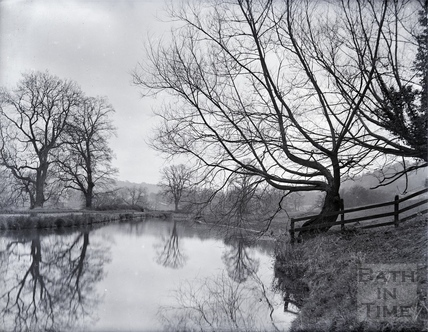 Kennet and Avon Canal, near Dry Arch, Bathampton c.1920