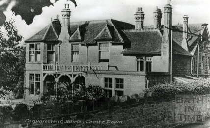 The Convalescent Home, Combe Down, c.1910