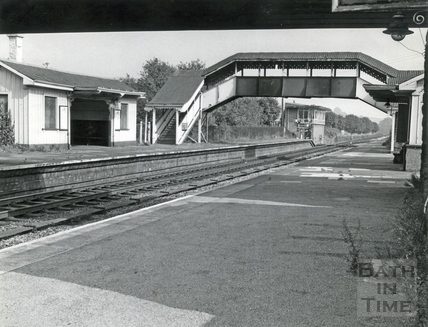 Bathampton Station c.1960s