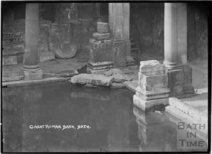 Great Roman Bath c.1934