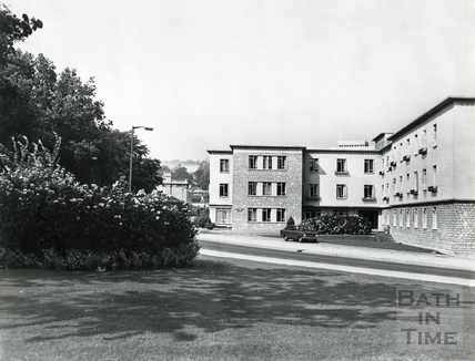 The Green Park House Hostel for Elderly Persons and Centre for Handicapped Persons c.1965