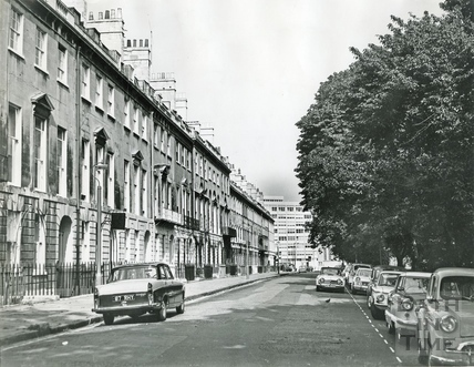 Green Park (formerly buildings) c.1968