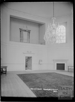 The Octagon, Upper Assembly Rooms, Oct 14 1938