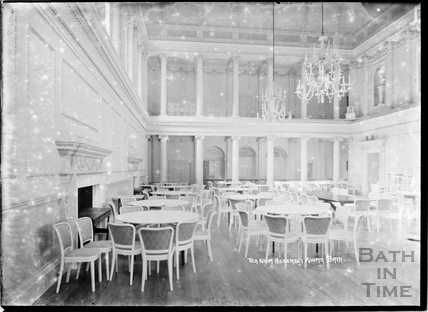 Tea Room, Upper Assembly Rooms, Oct 14 1938