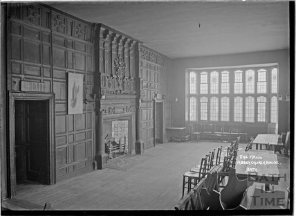 The Hall, Abbey Church House, c.1930s