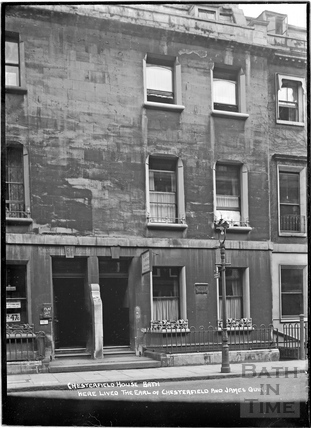 Chesterfield House, Pierrepont Street ?, c.1030s
