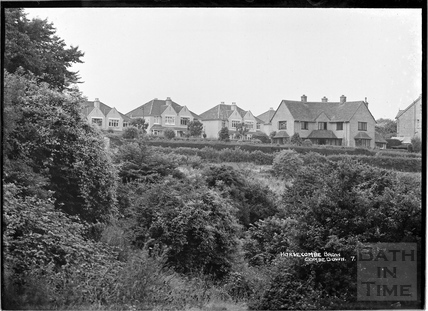 Horsecombe Brow, Combe Down No.7 c.1930s