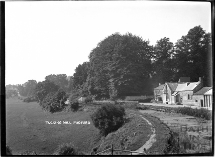 Tucking Mill, Midford, c.1905