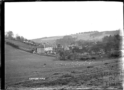 View of Combe Hay c.1910
