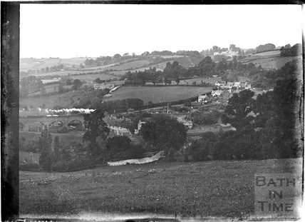 View of Midford c.1920s