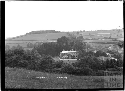 The Manor, Combe Hay, c.1930s