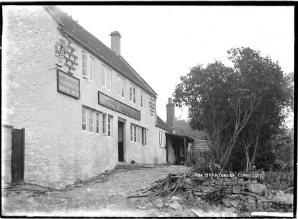 The Wheatsheaf, Combe Hay c.1930s