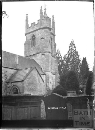 Combe Hay Church c.1930s