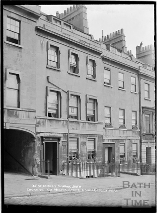 35 St James Square, c.1938