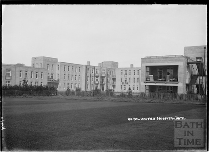 The Royal United Hospital, 11 Sept 1936