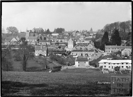 View of Southstoke Village No. 5, 22 March 1938
