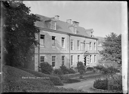 Eagle House Batheaston, c.1936