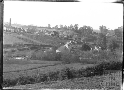 View of Wellow, c.1930s