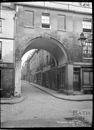 St Johns Gate, Trimbridge, Trim Street c.1936