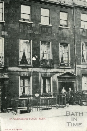 18 Catharine Place c.1904