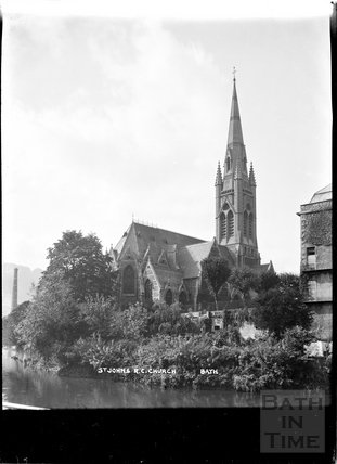 St Johns Roman Catholic Church, c.1950s