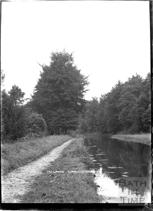 The Kennet and Avon Canal, Limpley Stoke c.1930