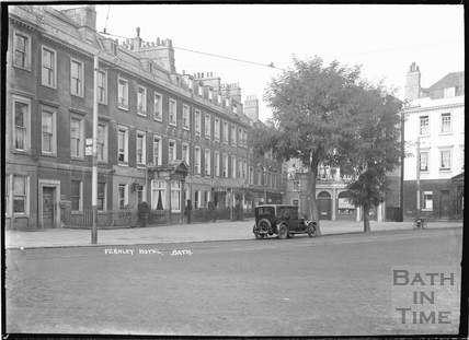 The Fernley Hotel, North Parade, 1934