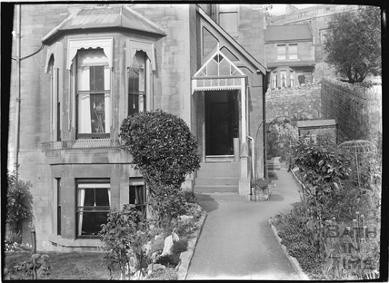 Clan Villa, 39 Prior Park Road c.1920s