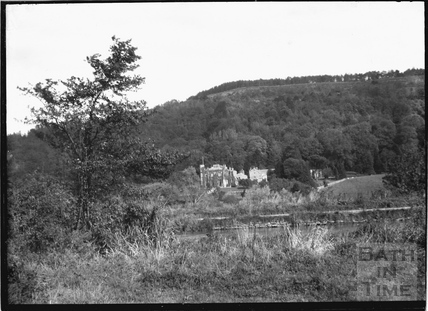 View of Warleigh Manor c.1908