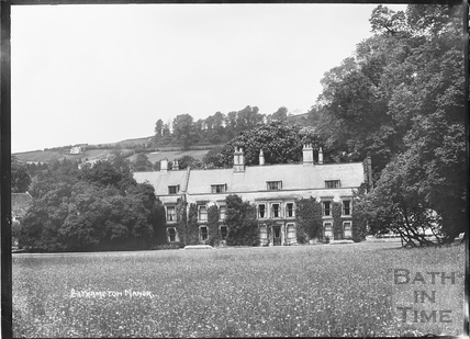 Bathampton Manor, c.1922