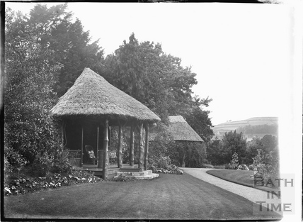 Bathampton House, garden building c.1905