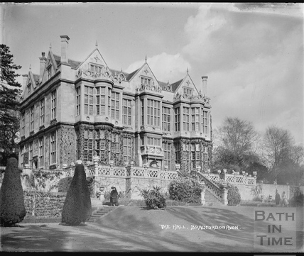 The Hall, Bradford on Avon c.1920s