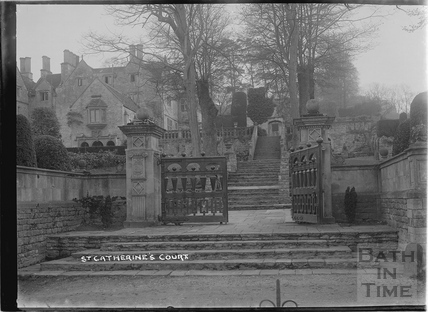 St Catherines Court c.1910