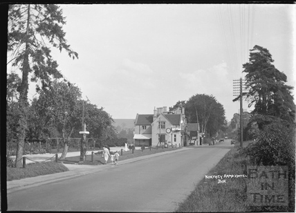 Northey Arms Hotel, Box c.1939