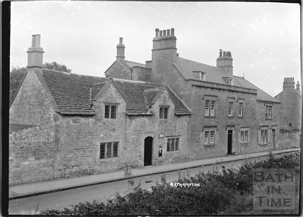The Post Office, Bathampton Lane, c.1932
