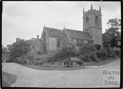 The Church at St Catherines Court No.13 c.1920s