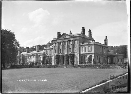 Shockerwick House c.1920s