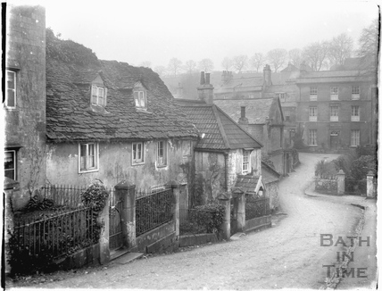 High Street, Freshford c.1920s