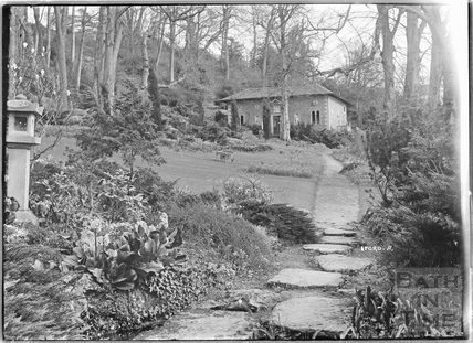 The gardens at Iford Manor, No.11 c.1920s