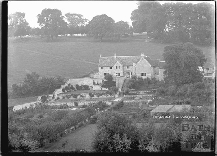 Rowley Grange in Farleigh Hungerford c.1920s