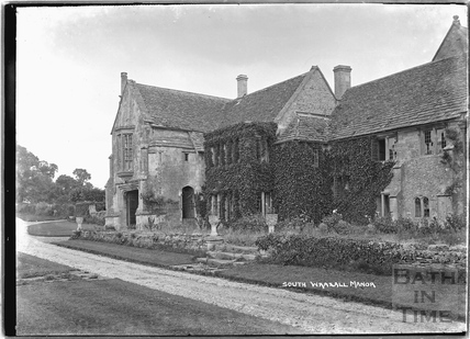 South Wraxall Manor 1935