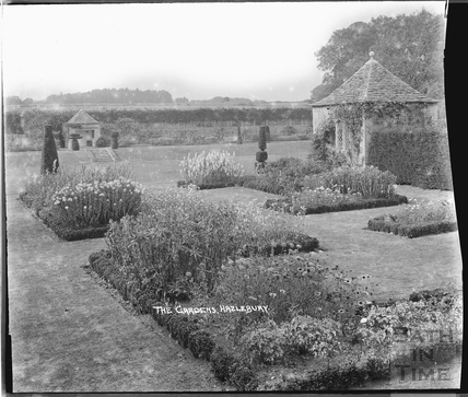 The Gardens at Hazelbury Manor, nr. Box c.1920s