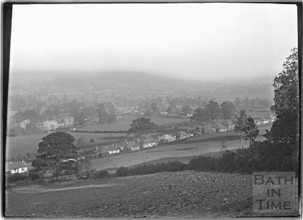 View of Bathampton, c.1930s